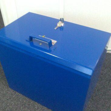 Anti diefstal kist: Securi-Carbox
